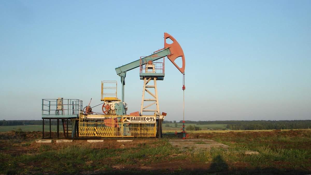 Ціни на нафту 3 серпня 2020 впали через збільшення видобутку ОПЕК