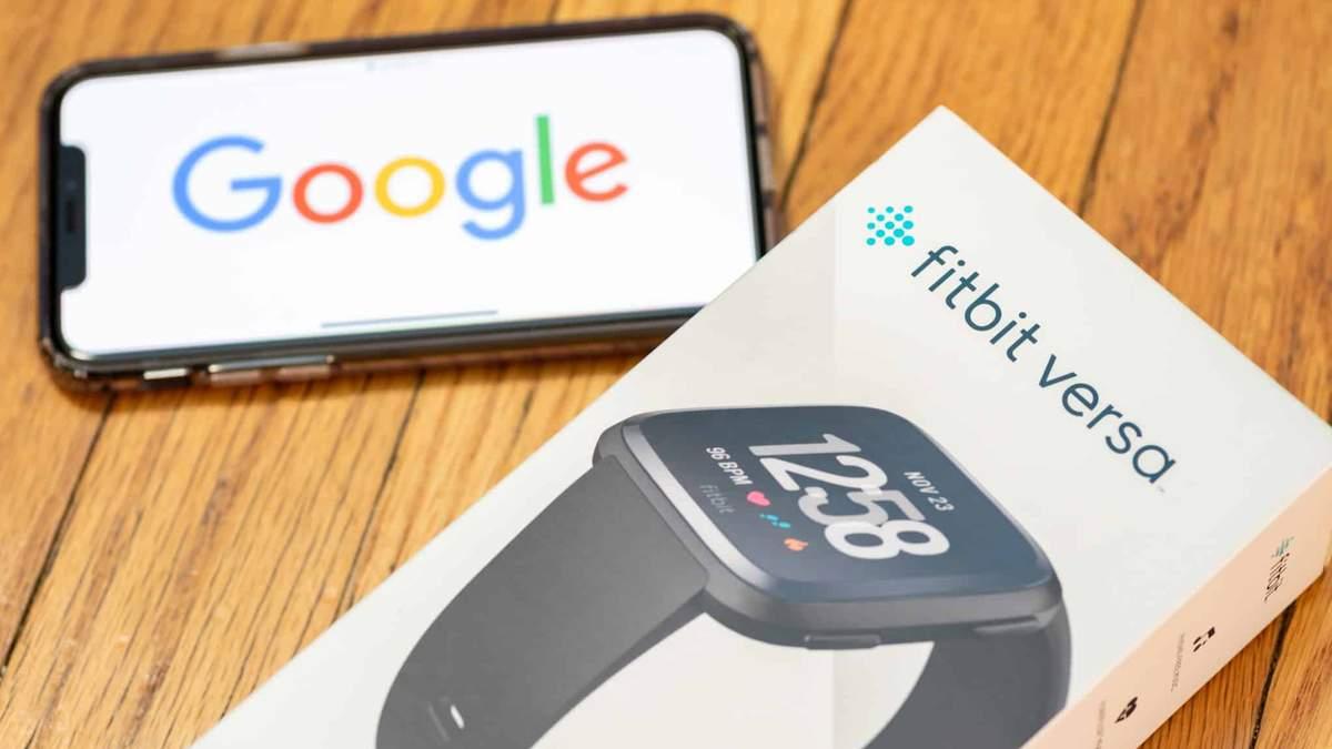 Покупка Google Fitbit: ЕС расследует дело о монополии