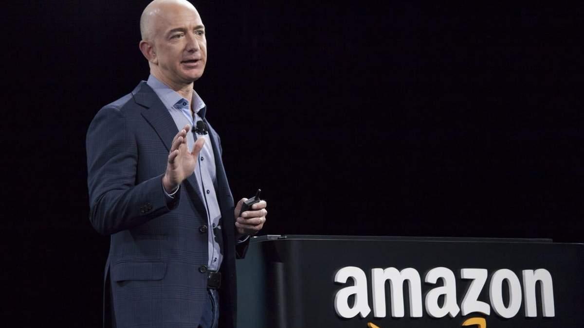 Джефф Безос продав акції Amazon на 3 мільярди доларів: причина