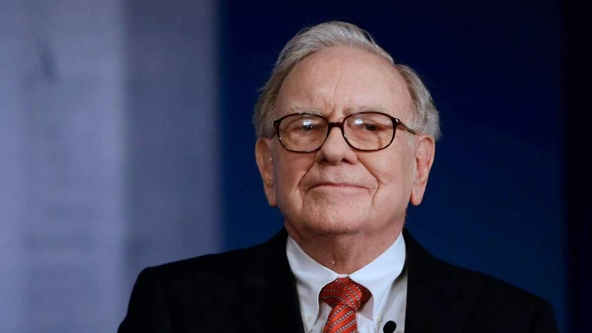 Инвестиции Уоррена Баффета в августе 2020: инвестор вложил в золото