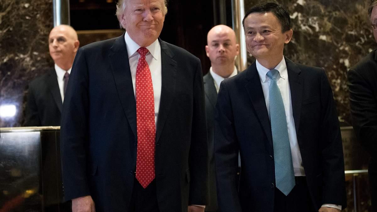 Alibaba в США могут запретить: что сказал Трамп
