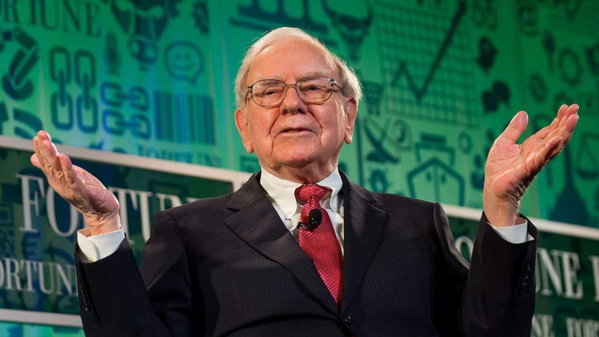 Як Уоррен Баффет став мільярдером: головні інвестиції Баффета