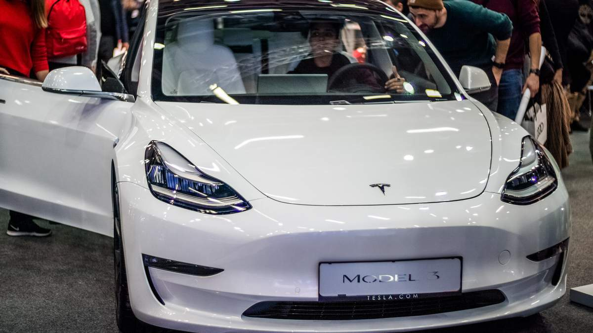 Акції Tesla – ціна за 10 років – графік і капіталізація