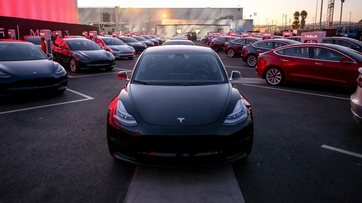 Акции Tesla подорожали – цена 14 сентября 2020 года