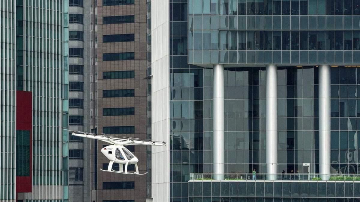 General Motors і літальні авто – плани і вплив на акції