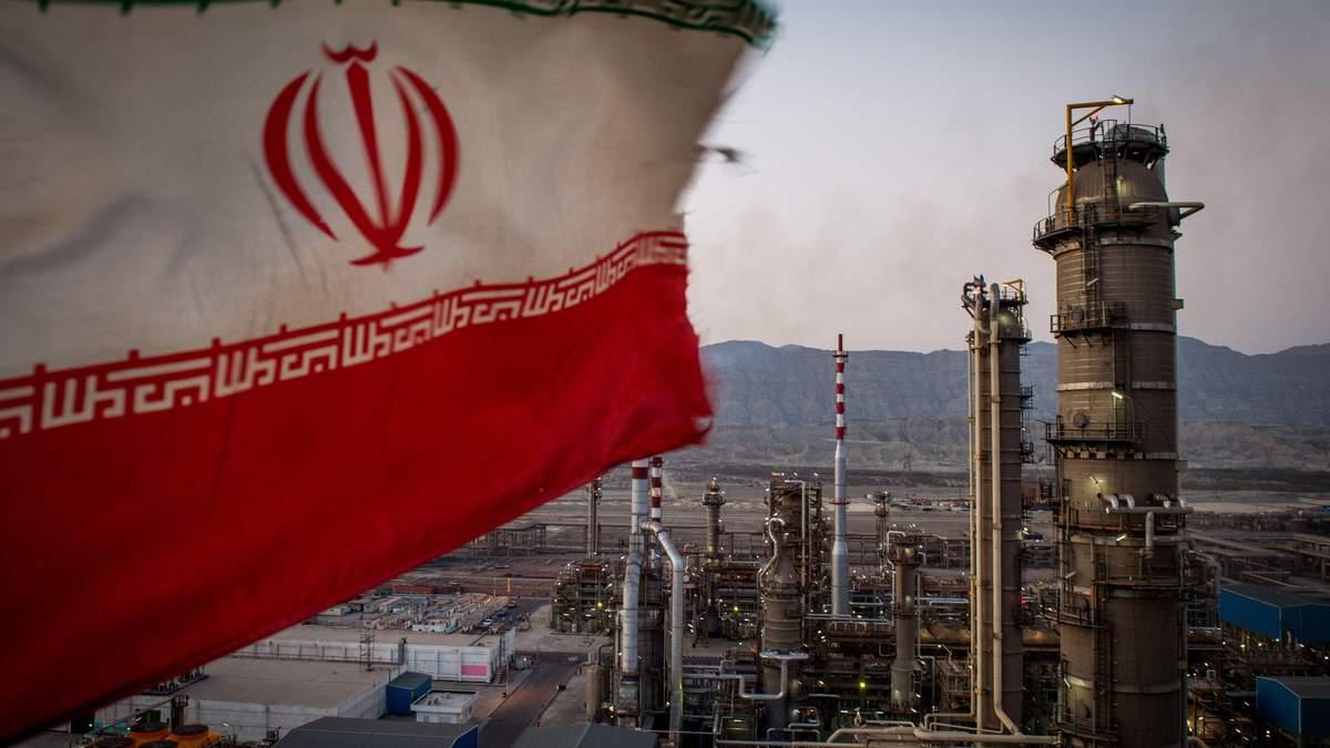 Іран збільшив експорт нафти у вересні 2020 попри санкції США