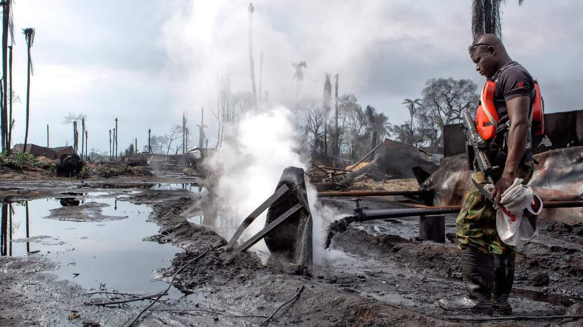 Нефтяное богатство Нигерии может стать ничем, – правительство страны