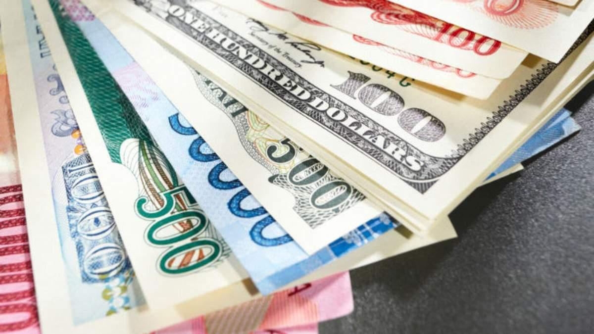 Сколько денег поступило в Украину из-за границы: НБУ обнародовал данные за полгода