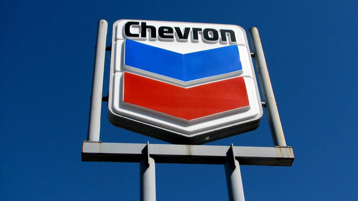 Найдорожча нафтова компанія США – Chevron стала лідером