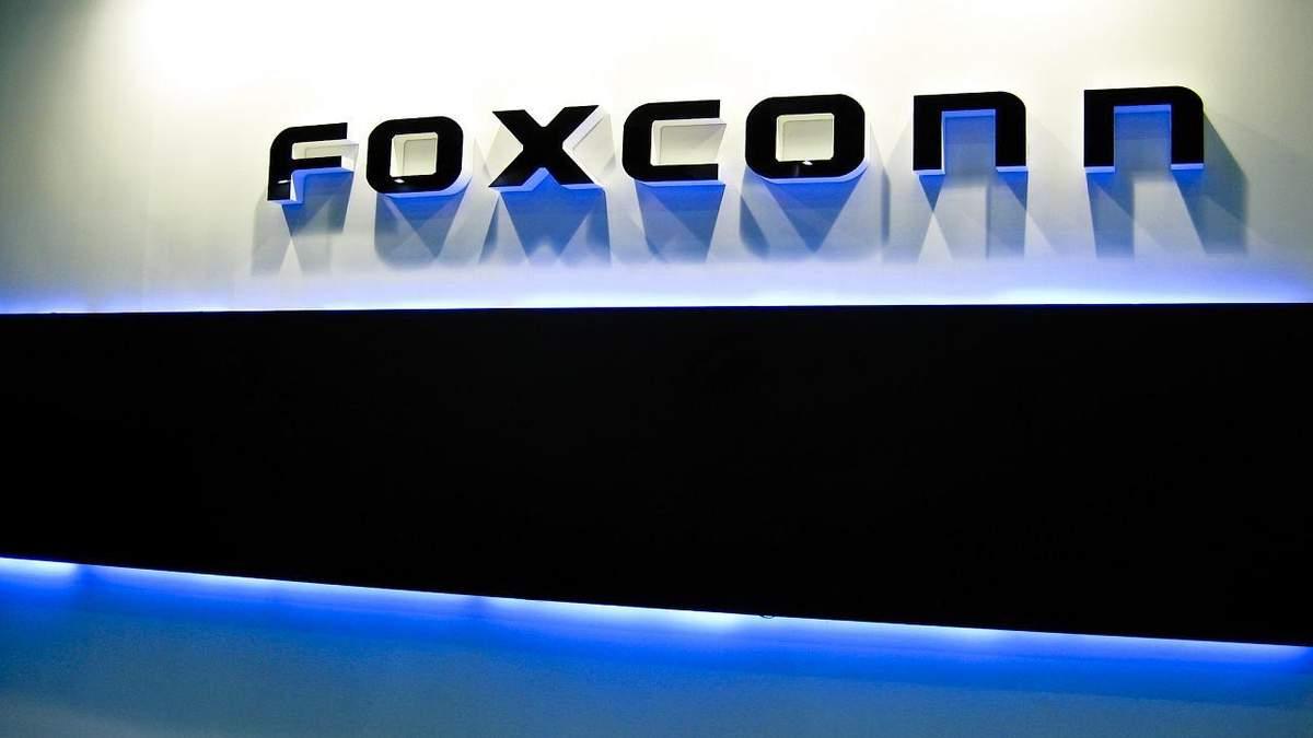 Компанія Foxconn планує захопити 10% ринку електрокарів