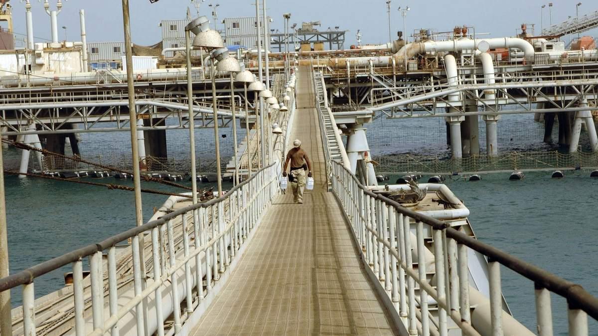 Ціни на нафту 20 жовтня 2020 впали після засідання JMMC