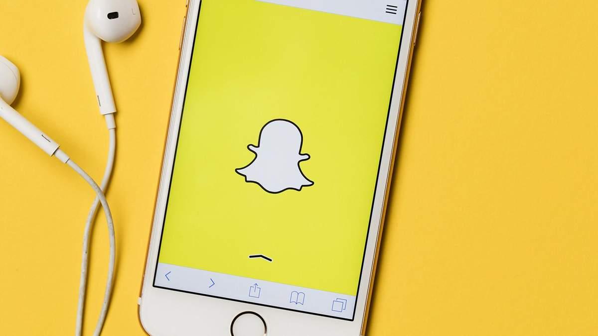 Акції розробника месенджера Snapchat подорожчали на 24%