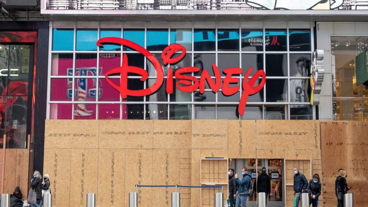 Компанія Disney отримала річний збиток – як реагують акції