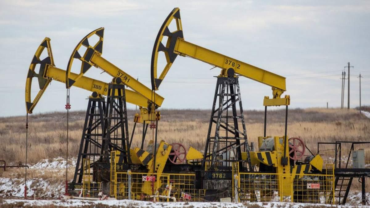 Ціни на нафту 3 грудня 2020 впали через суперечки в ОПЕК