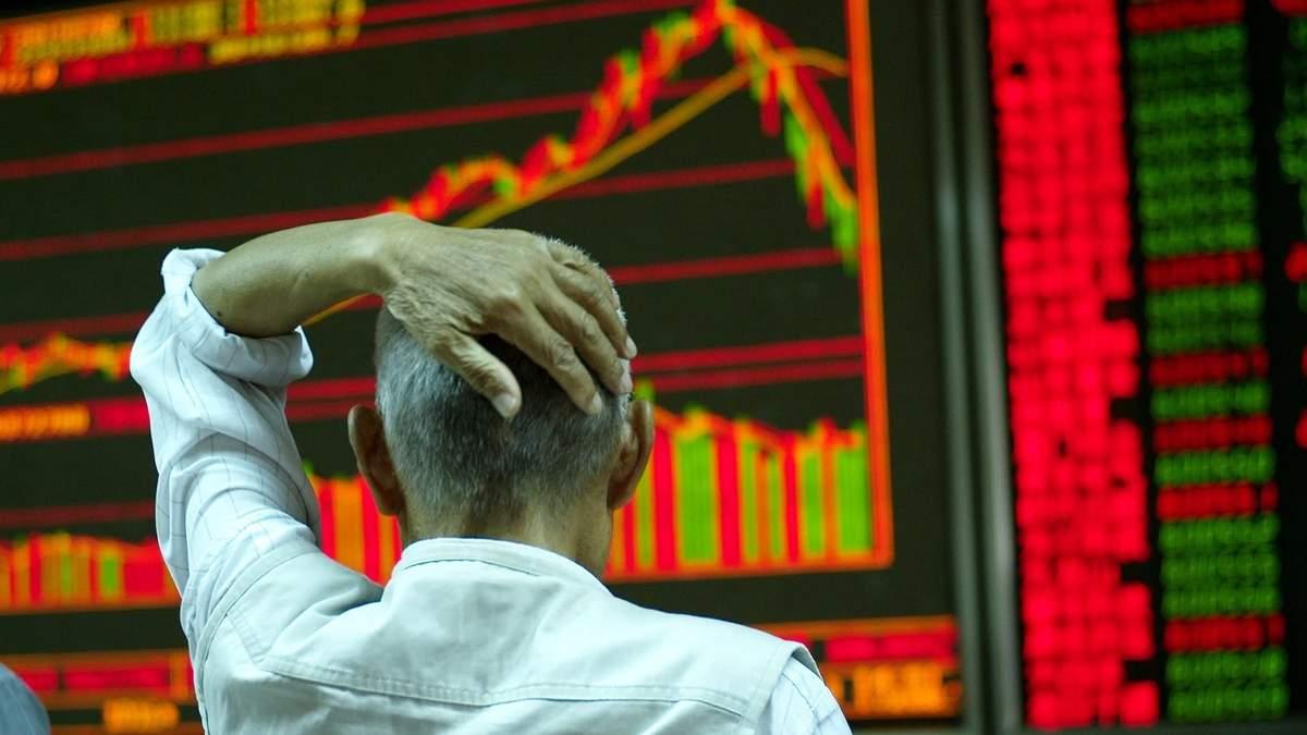 Фондовий ринок Китаю