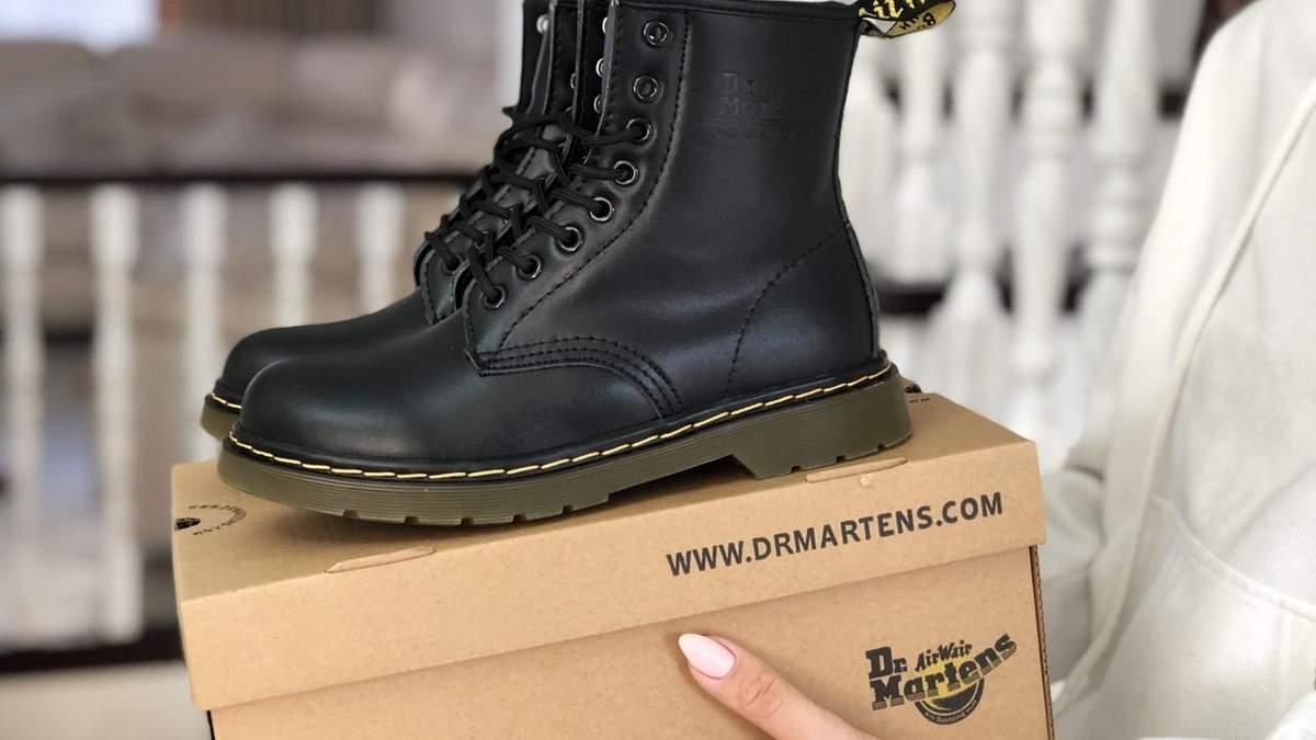 Виробник взуття Dr Martens розмістить свої акції на біржі в Лондоні