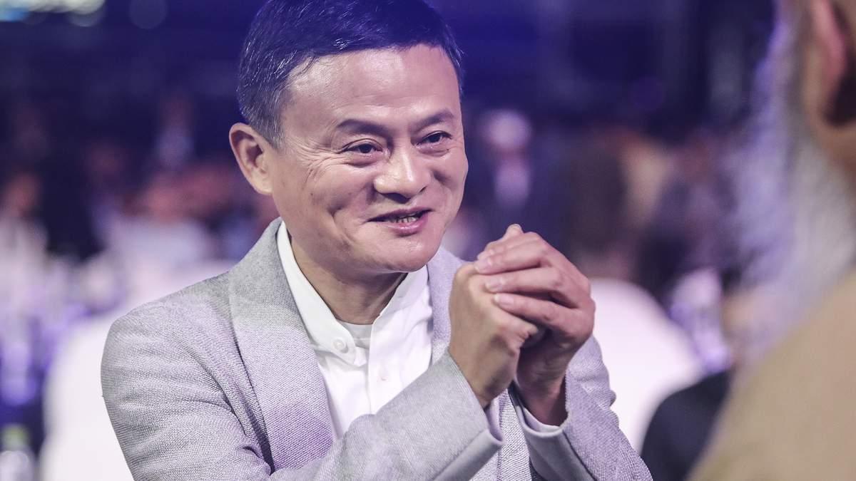 Джек Ма – засновник Alibaba