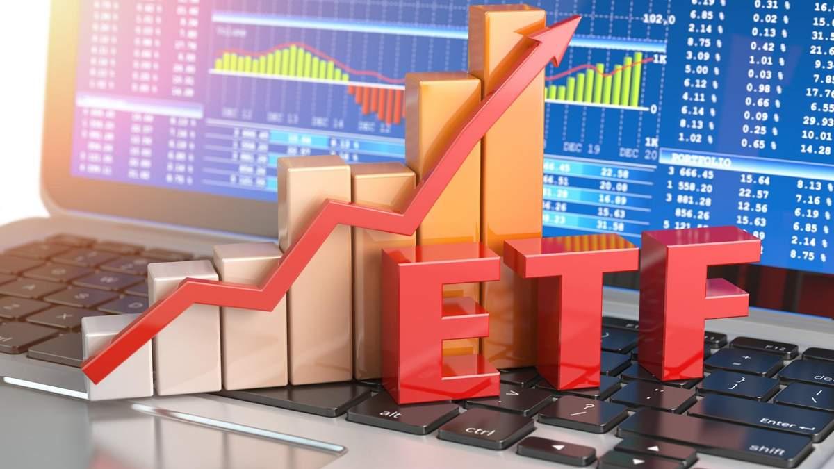 У США з'являються ETF-фонди з акціями: за місяць вклали 15 мільярдів