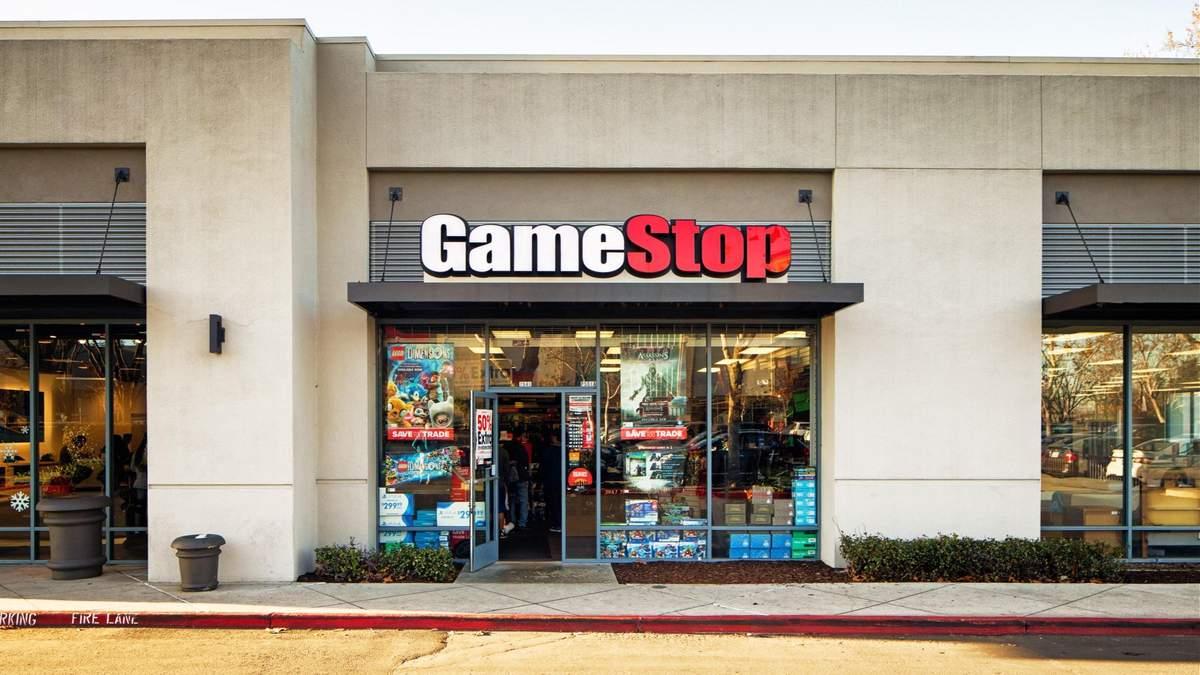Чому акції GameStop масово зросли: цікава причина та деталі