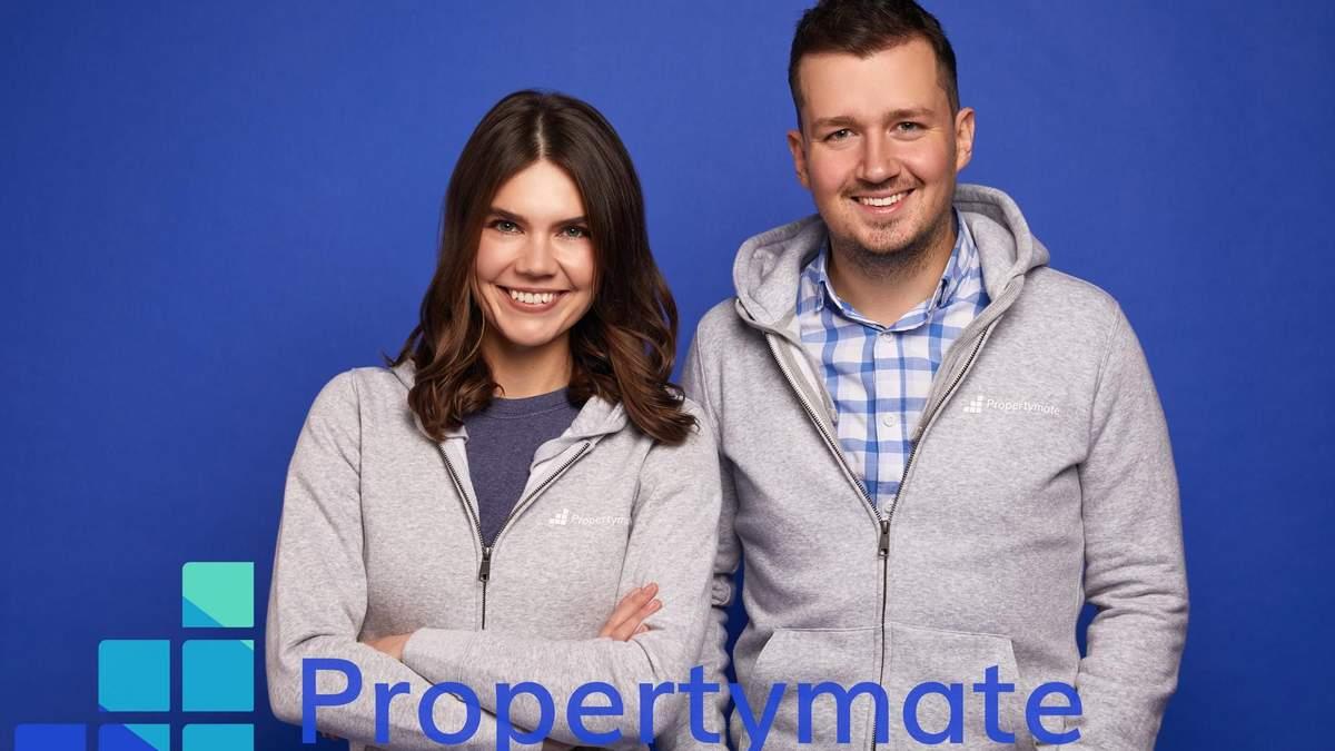 Стартап Propertymate