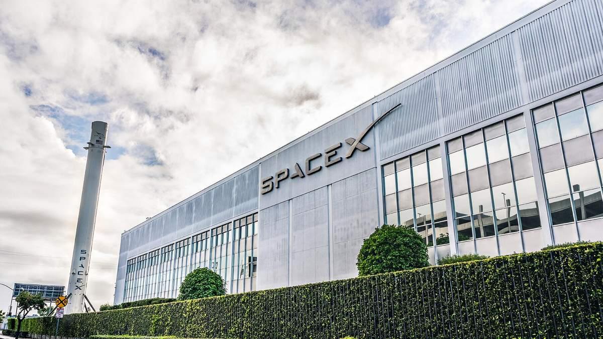 SpaceX готується до інвестицій: її можуть оцінити в 60 мільярдів