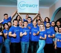 Украинский стартап Upswot привлек 4,3 миллиона долларов инвестиций