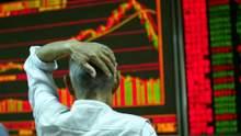 Китайський фондовий ринок досяг максимуму з часів кризи 2008 року