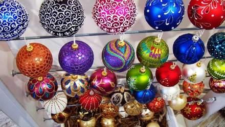 Україна експортує ялинкові прикраси до 27 країн: куди саме
