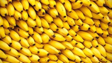 У 2019 році українці з'їли рекордну кількість бананів