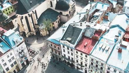Рейтинг экономического потенциала городов Украины: Львов лидирует, Одесса отстает