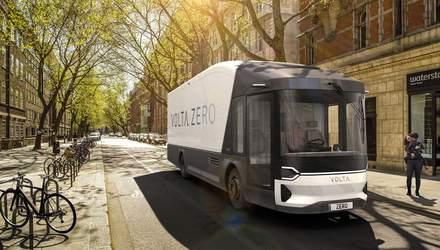 Ідеально для карантину: стартап Volta Trucks представив комерційну електровантажівку