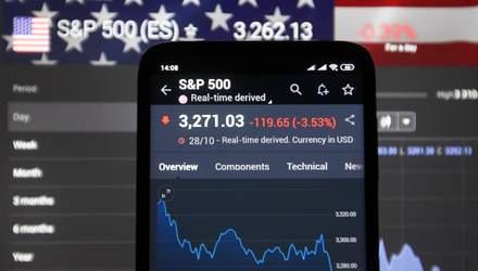 Мировые фондовые биржи демонстрируют падение на фоне заявлений Дональда Трампа: подробности