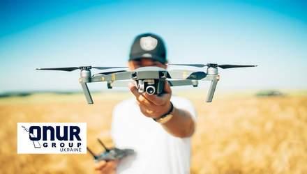 Зондирование земли и спасательные операции: как украинцы используют беспилотные технологии