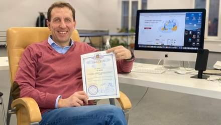 Стартап из Винницы: патент на прорывную технологию покупки окон онлайн