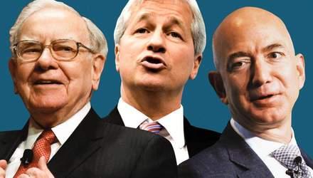 Amazon, JPMorgan і Berkshire закриють проєкт щодо поліпшення охорони здоров'я