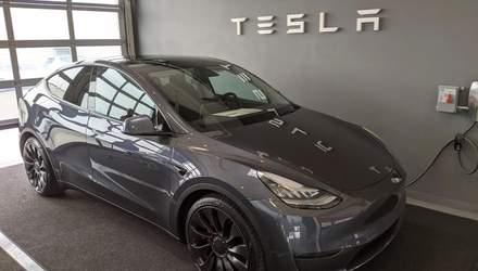 Tesla почала продавати в Китаї спортивні позашляховики Model Y: деталі та ціна
