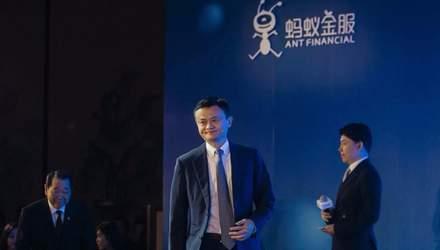 У Китаї вдруге допускають можливість проведення IPO компанії Ant Group Джека Ма: що відомо