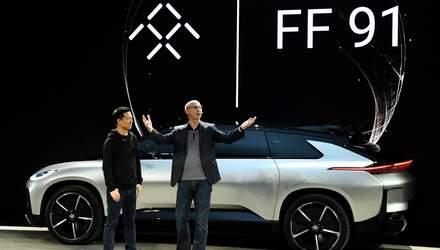 Як електромобільний стартап Faraday Future планує привабити 3,4 мільярда доларів під час IPO