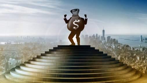 Количество богачей в мире выросло на 10% всего за год: исследование