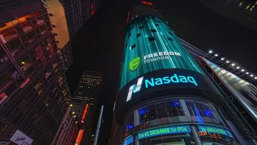 Фінансовий успіх і світове визнання: яким був перший рік Freedom Holding на фондовому ринку США