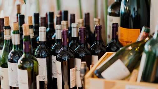 Україна скасувала мито на ввезення вин з ЄС