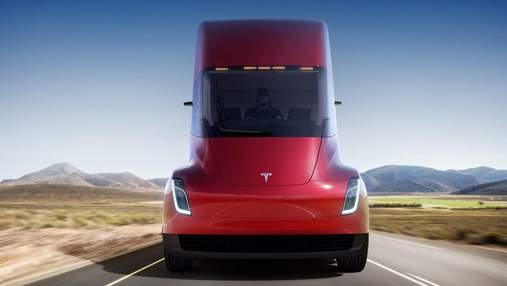 Обогнала Tesla: какая компания на самом деле создала первый в мире беспилотный электрогрузовик