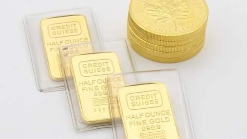 Вартість золота різко пішла вгору: які події в США та країнах Азії вплинули на ціну металу