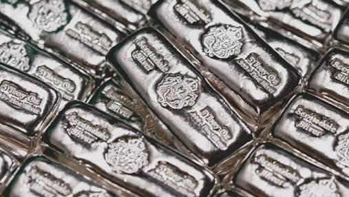 Глобальный дефицит серебра: какие проблемы возникли в США