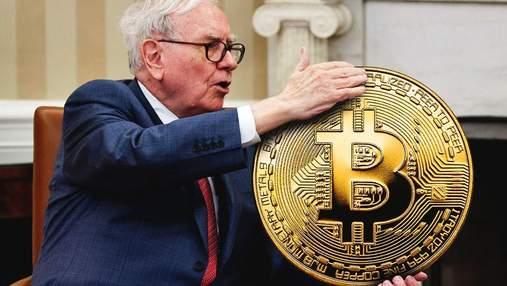Почему миллиардер Уоррен Баффет ненавидит биткоин