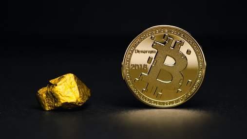 Борьба золота и биткоина вышла на новый уровень: какой приз получит победитель