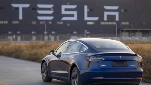 Акции Tesla растут: что помогло производителю электрокаров