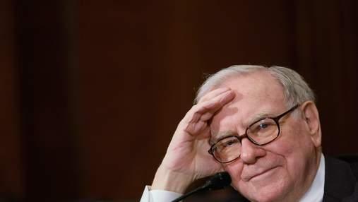 Ці 3 акції забезпечили 75% прибутку Воррена Баффета