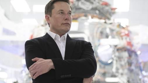 Ілон Маск з капіталом у 160 мільярдів доларів розкрив секрет свого багатства