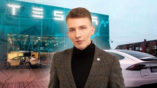 Як купити акцію Tesla українцю: поради інвестиційного експерта